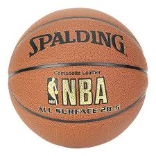 nba all surface mid size basketball