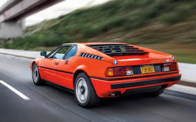 Coupe Series 1981 bmw m1 price : BMW M1: A Sports Car Ahead of its Time - Exotic Car List