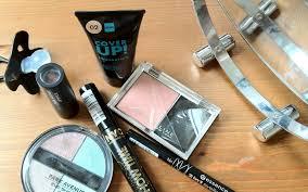 the 20 euro makeup challenge haul