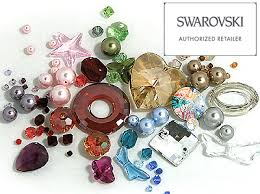 we are an authorised reler for swarovski and offer a large selection of swarovski crystal beads pendants and pearls flat backs and hot fix stones and
