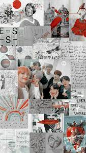 BTS Aesthetic Wallpaper / Credits to ...