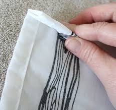 How To Hem Curtains With Sewing Machine