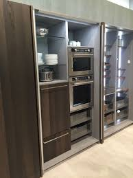 fitted kitchens for small kitchens. Pocket Doors Appliances Hide Fitted Kitchens For Small