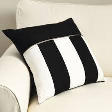 20 Inch Square Custom Fringed Pillow Outdoor Fringed Pillow