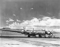 B-29 superfortress modifications for enola gay