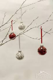 diy glass ball ornaments