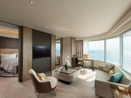 3 Bedroom Serviced Apartment Hong Kong Concept Decoration