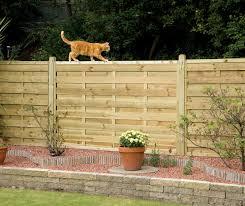 white garden fence panels endearing garden fencing