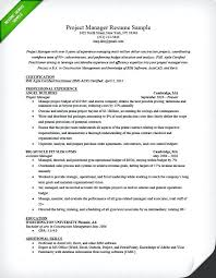 Project Manager Resume Examples Download Project Manager Resume ...