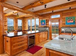 9 Best RMH FloorPlans Images On Pinterest  Timber Homes Rocky Open Log Home Floor Plans