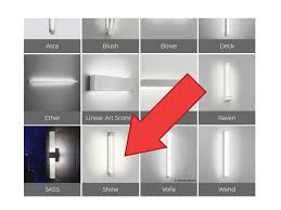 all visa lighting products have sketchup lighting and revit lighting families shown here in a