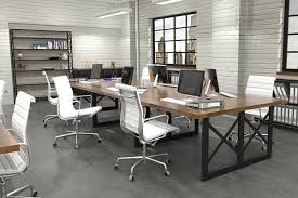 pine crest admire office table 4. Industrial Office Furniture. Iron Age - Modern Furniture A Pine Crest Admire Table 4 S
