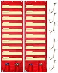 Pocket Chart 24 Folder Classroom Behavior Management Attendance Daily Schedule Buy 24 Pocket Chart Classroom Management Pocket