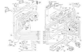 1998 club car wiring diagram 48 volt wiring diagram simonand 2003 club car ds gas owners manual at 2003 Club Car Wiring Diagram