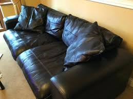 leather sofa bed for sale.  Leather Incredible 2 Black Leather Sofa Used Local Classifieds Buy  And Sell Within Bed  With For Sale