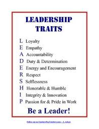 Quotes On Leadership Interesting Leadership Traits Top 48 Leadership Quotes Medium