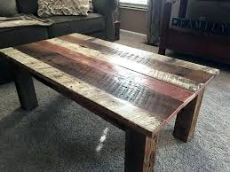 reclaimed wood crafts reclaimed wood coffee table reclaimed barn wood coffee table crafts diy reclaimed wood