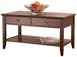 Foremost CFH10222-<b>FMD</b> Sheridan <b>Coffee Table</b>, Walnut - 108-AECS