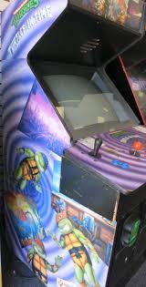 Ninja Turtles Arcade Cabinet July 2015 Slickgaming