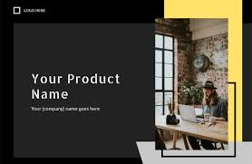 Product Presentation Product Presentation Templates Piktochart