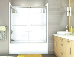 tub shower combo amazing bathtub surrounds at useful reviews