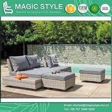 china combination sofa garden sofa modern sofa outdoor sofa rattan furniture wicker furniture patio sofa leisure lounge hotel project daybed magic style