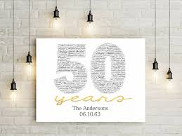 50th wedding anniversary gifts for pas gift unique emejing styles ideas of fascinating golden australia