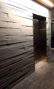 board formed concrete concrete wood