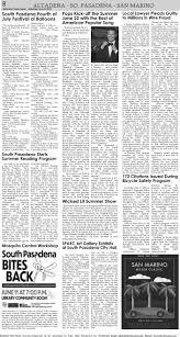 P8 V1323 Altadena So Pasadena San Marino Mountain Views News