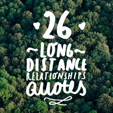 Relationship Quotes Classy 48 Uplifting Quotes On Long Distance Relationships