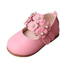 Janly Baby Shoes Girl Floral Sandals Sneaker Toddler Infant Pricness Casual Single Shoes For 0 2 Years Old Kids