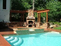 Small Picture Garden Design Garden Design with Outdoor Fireplace Backyard