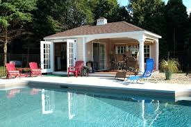 small pool house crafts home designs works for inspirations 8 cost swimming in