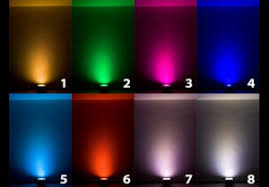 Uplighting Color Chart Tampa Dj And Wedding Dj Luke Entertainment