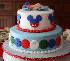Baby Mickey Cupcake Tower  Baby Mickey Baby Shower Cake U0026 Cu2026  FlickrBaby Mickey Baby Shower Cakes