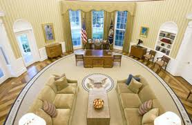 oval office rug. RUG IS CENTERPIECE OF OVAL OFFICE MAKEOVER Oval Office Rug