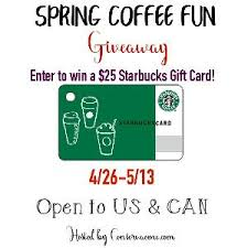 25 starbucks gift card