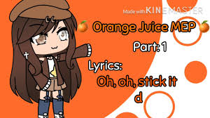 Orange Juice MEP || OPEN - YouTube