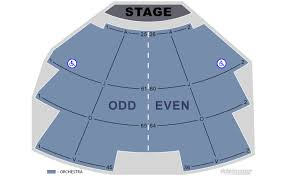 Ice Palace Seating Chart Orchestra Seating