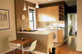Small Kitchen For Studio Apartment Apartment Fascinating Small Apartment Winning Decorating Ideas For