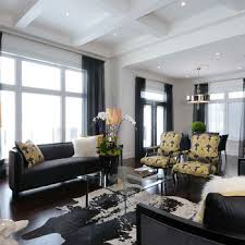 Black Area Rugs For Your HomeBlack Living Room Rugs