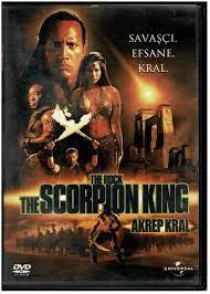 The Scorpion King - Akrep Kral DVD Film DVD278 Fiyatı ve Özellikleri -  GittiGidiyor