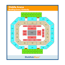 Diddle Arena Bowling Green Event Venue Information Get