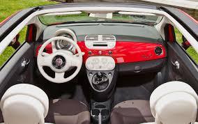 fiat abarth interior. interior fiat abarth 500 cabriolet 2014