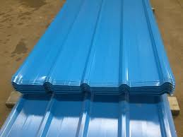 prepainted corrugated galvanized steel sheet roofing
