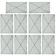 honutige 10 pack grid plant wall