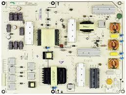 vizio tv power board. vizio 09-60cap000-00 (1p-1127800-1010) power supply / led board e601i-a3 a3e tv