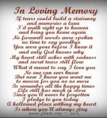 In Loving Memory Sayings And Quotes Classy In Loving Memory Sayings And Quotes Fascinating Rip Poems