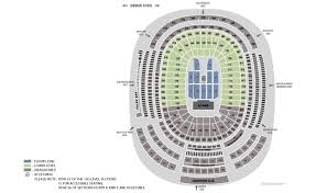 Seating Chart For Paul Mccartney Punctilious Lambeau Field Seating Chart Paul Mccartney 2019