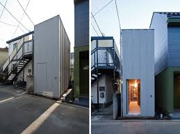Small Picture Ultra Compact Near House is a Small Space Marvel in Japan